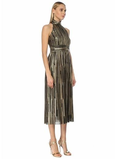 Beymen Club Elbise Altın